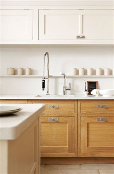 natural wood kitchen cabinets bhg style spotters