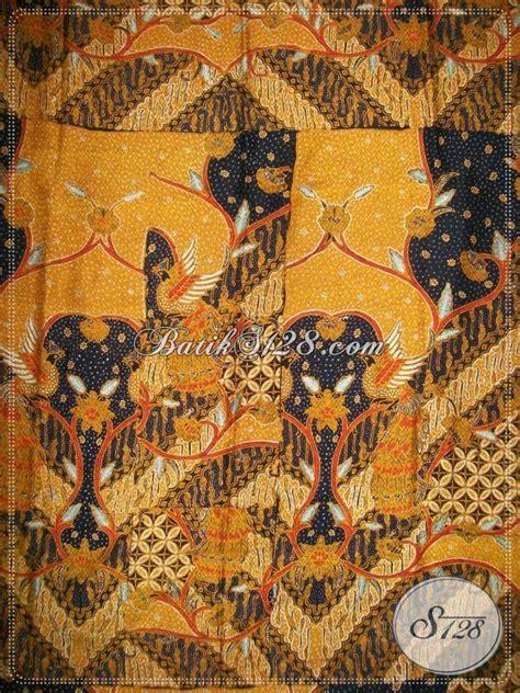 Batik Tulis Sutera Atbm Pola Kemeja 53 Batik Atmb Bahan Sutera Kemeja Lengan Pendek Batik