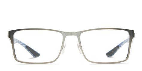 Ac 8415 Silver Black ban 8415 prescription eyeglasses
