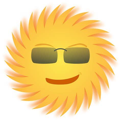 imagenes sol alegre imagem vetorial gratis sol 211 culos de sol sorrindo