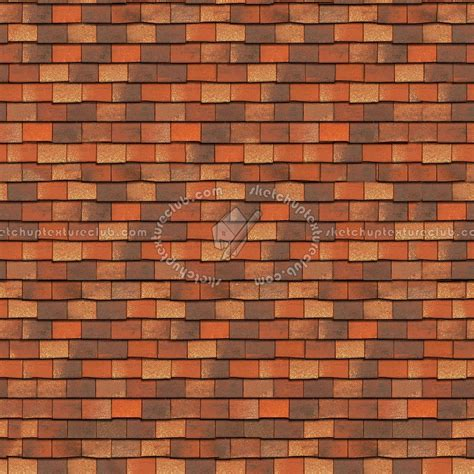 Texture Tuiles by Tuile Plate Clay Roof Tiles Texture Seamless 03570