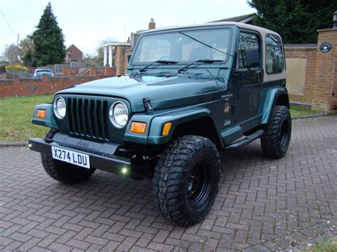 2000 Jeep 4 0 Engine For Sale Used 2000 Jeep Wrangler 4 0 2dr Auto For Sale In