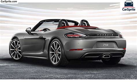 porsche price 2017 porsche 718 2017 prices and specifications in car