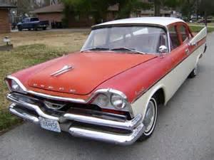 sell used 1957 dodge coronet 4 door sedan all original