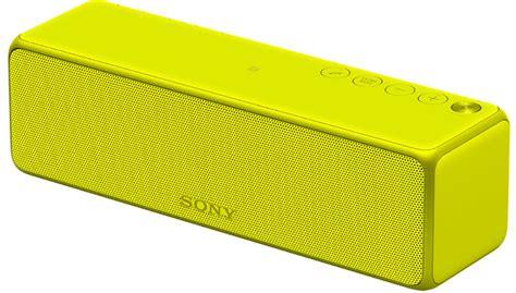 Sony H Ear Go Speaker sony introduces h ear in and h ear on wireless headphones h ear go wireless speaker