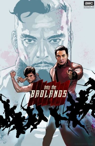 into the badlands tv show on amc canceled or renewed into the badlands amc releases digital comics canceled