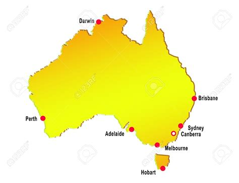major cities in australia map major cities of australia map arabcooking me