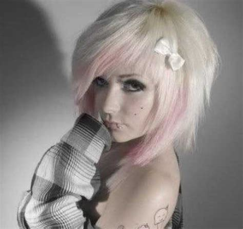 how to do emo hairstyles cute short emo haircuts short hairstyles 2017 2018