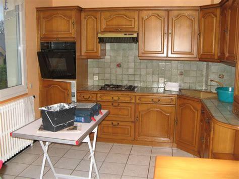 moderniser une cuisine en bois 3684 moderniser ma cuisine