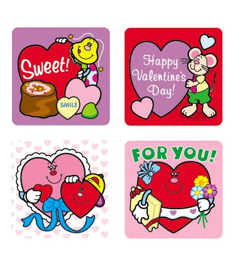 valentines day stickers s day motivational stickers grade pk 5 carson