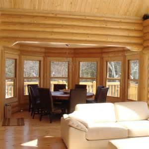Luxury log cabin the elegant deer