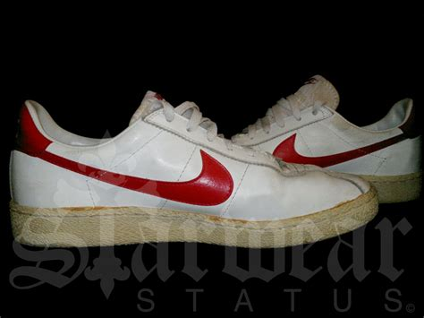nike future shoes vintage nike bruin 1981 back to the future shoes as