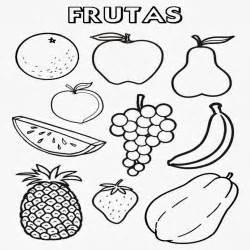 imagenes para pintar verduras dibujos para colorear de frutas para imprimir