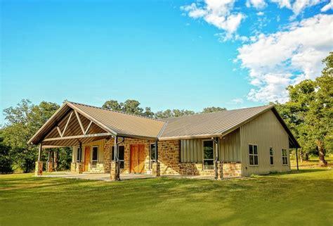 metal barn homes best 25 metal house plans ideas on