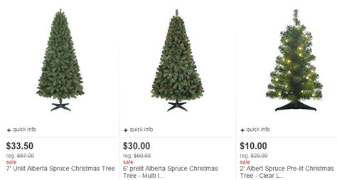 target trees for 50 starting as low as 7 for small sizes