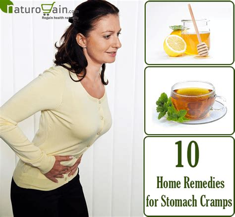 10 best home remedies for stomach crs to ease