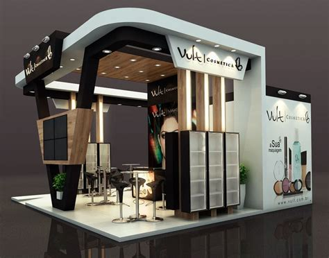 booth design behance stand vult on behance awesome ex hibit stage pinterest
