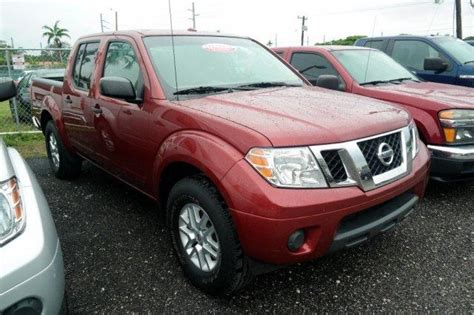 used nissan frontier for sale in miami fl edmunds