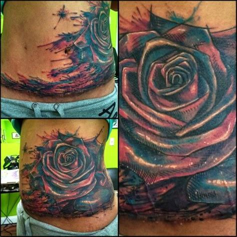 watercolor tattoo cover up pin by torsten matthes on tattoos