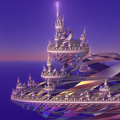 A Floating City a floating city