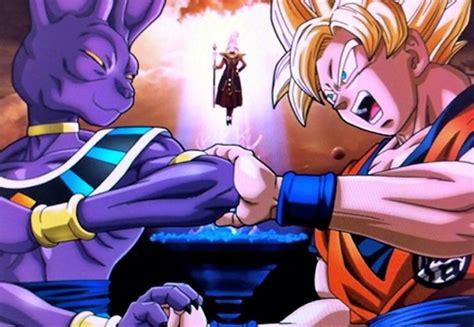 imagenes de goku la pelea de los dioses dragon ball z battle of gods la pel 237 cula m 225 s taquillera