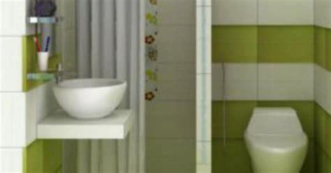 desain keramik kamar mandi minimalis satukanlah warna yang ada pada dinding serta pada keramik