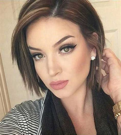 Highlighted Hairstyles by 15 Highlighted Bob Haircuts Bob Hairstyles 2017