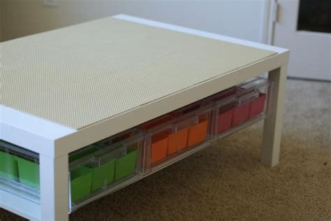 diy children s lego table 28 lego tables with storage we spaceships and laser beams