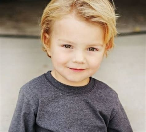 toddler boy mid length hairstyles 15 cute baby boy haircuts