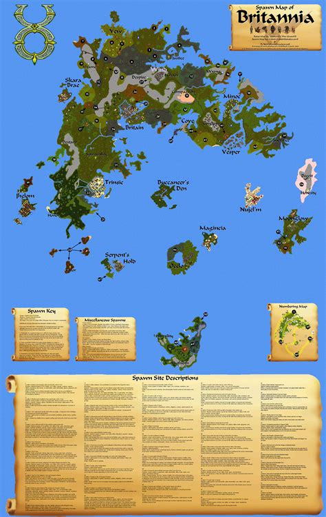 uo map maps of britannia uoguide the ultima encyclopedia