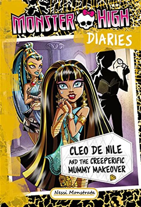 family makeover books cleo de nile and the creeperific mummy makeover