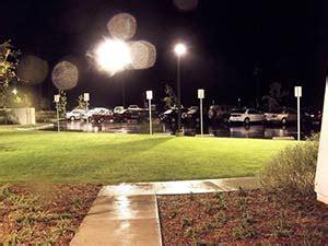 dunman electric parking lot lighting planning