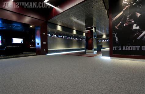 a m locker room best college football locker rooms 2014