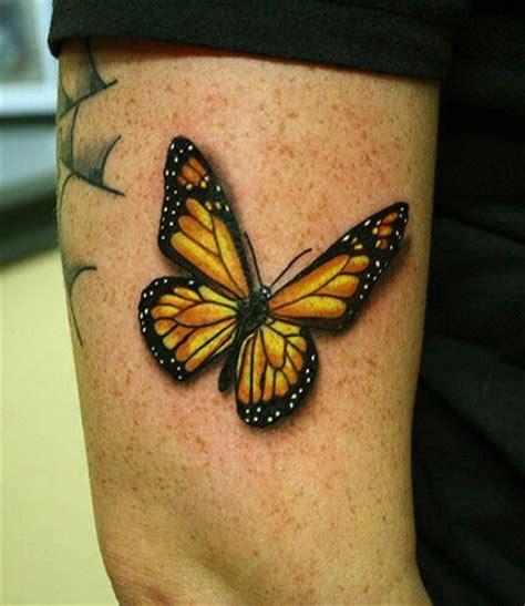 butterfly tattoo on ass monarch butterfly done by md studio s daniel