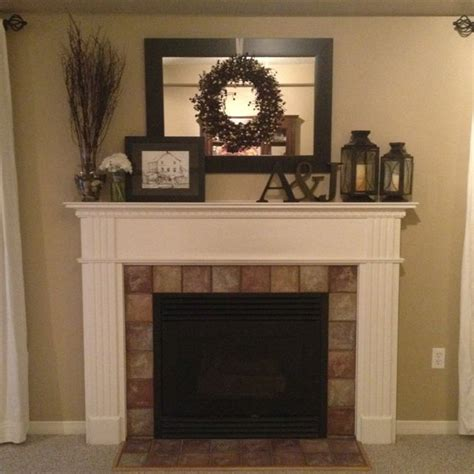 where to put tv in living room with fireplace