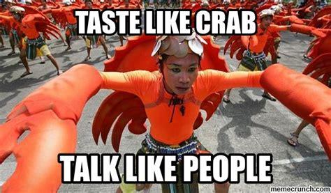 Crab Meme - crab people