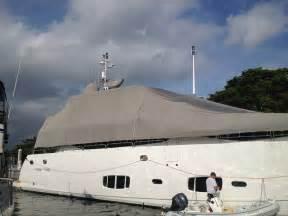 boat canvas florida e m marine canvas interiors hallandale fl 33009