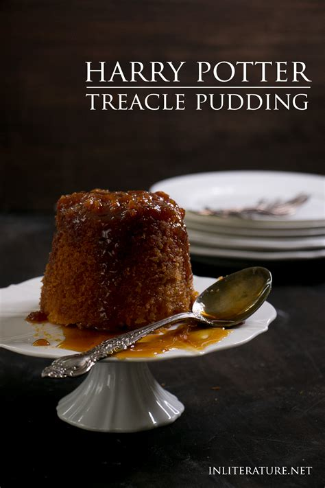 Eats Chow Like Harry Potter by Treacle Pudding Harry Potter In Literature