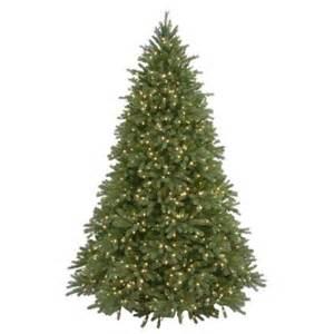 home depot artificial trees 7 5 ft feel real jersey fraser fir artificial