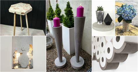 Diy Decor For Your Home Modern Magazin Modern And Easy Contemporary Diy Cement Decor To Implement In Your Home