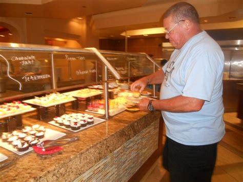 brunch picture of the monte carlo buffet las vegas