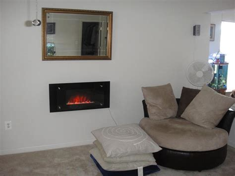 wall hanging electric fireplace heater wall mounted electric fireplace heater doherty house