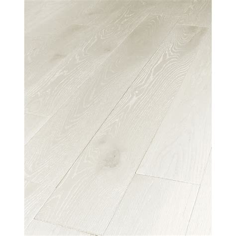 Wickes prussian white real wood top layer engineered wood