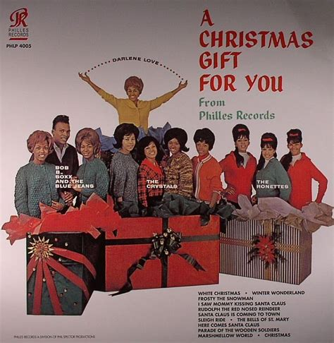 phil spector various a christmas gift for you the phil