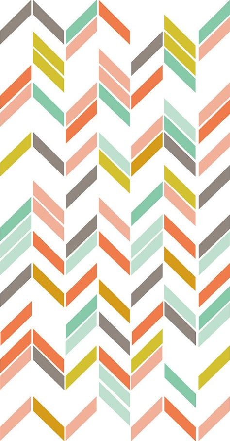 herringbone pattern wall decals multi color herringbone wall decal set by thelovelywall on