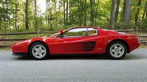 Picture Of A Testarossa 1986 Testarossa For Sale 1881435 Hemmings Motor