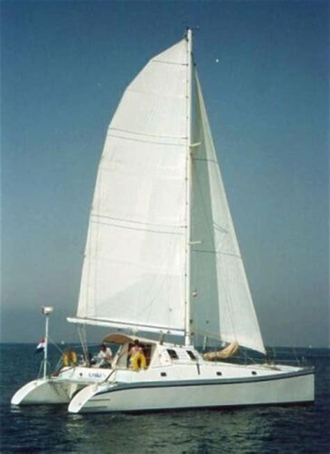 catamaran azuli à vendre mehrrumpfboot werften designer konstrukteure