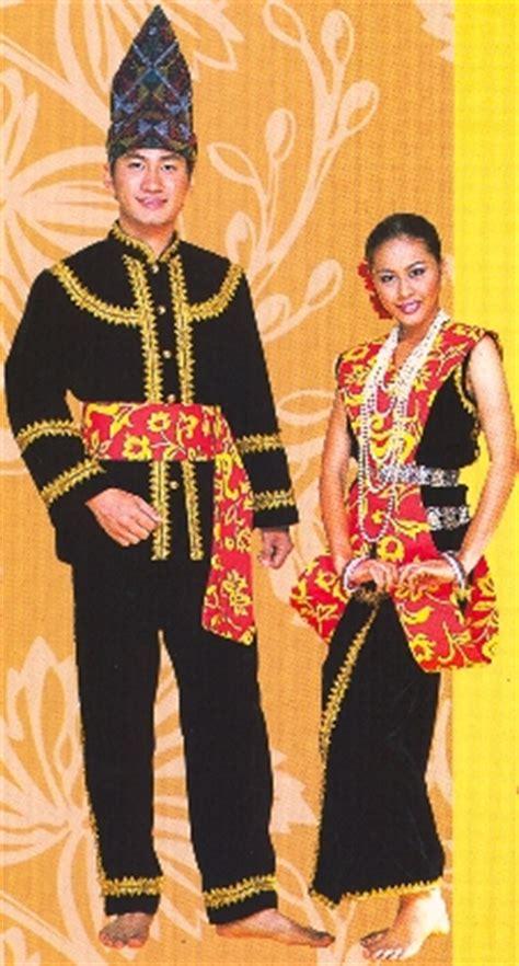 Baju Etnik Bajau jenis pakaian kaum di malaysia pakaian etnik masyarakat sabah