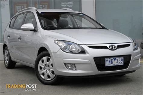hyundai i30 cw 2011 2011 hyundai i30 cw sx 2 0 fd my11 4d wagon for sale in