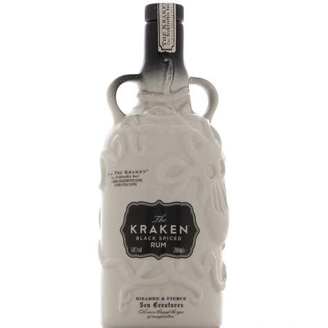 the kraken limited edition ceramic black the kraken ceramic limited edition 40 176 rhum attitude